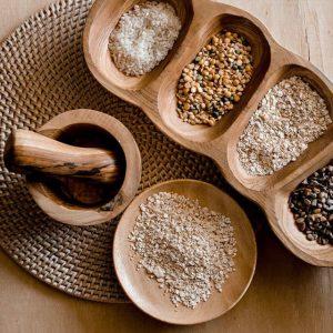 ظروف چوبی