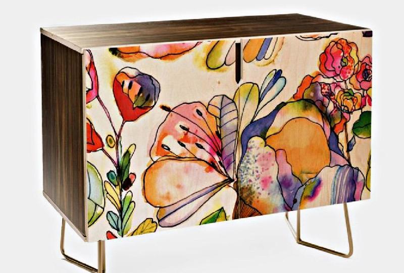 میز کنسول چوبی | کد 120A