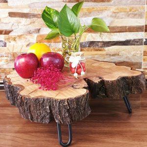 میز سرو روستیک