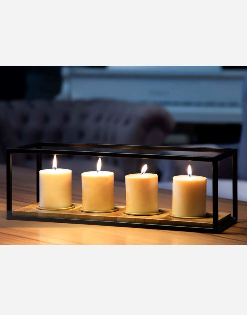 ایده های انتخاب شمعدان در اکسسوری منزل