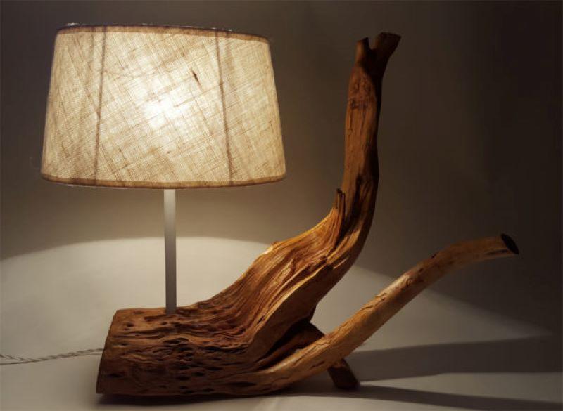 آباژور چوبی | کد 140L