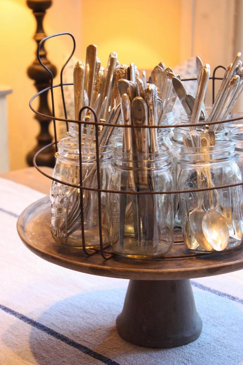 ایده های استفاده از پایه کیک چوبی