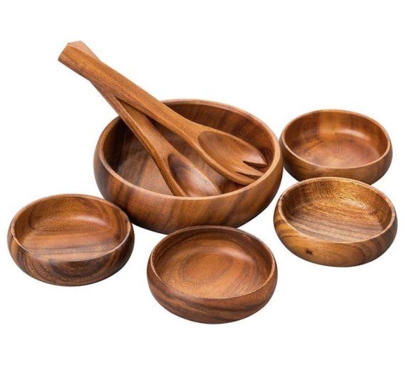 راهنمای خرید کاسه چوبی
