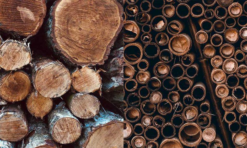 معایب استفاده از ظروف چوبی بامبو