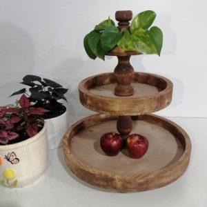 میوه خوری چوبی