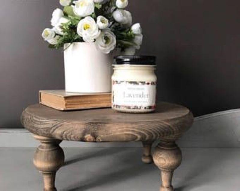 میز سرو چوبی | کد 755D