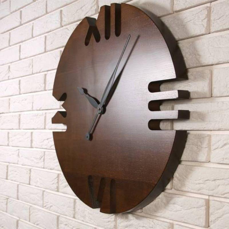 ساعت چوبی | کد 210A