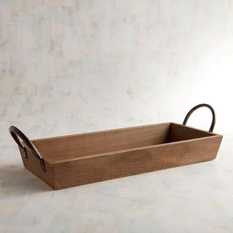 سینی چوبی | کد 705D