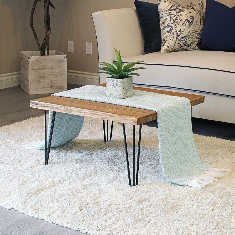 میز جلو مبلی چوبی | کد 235A