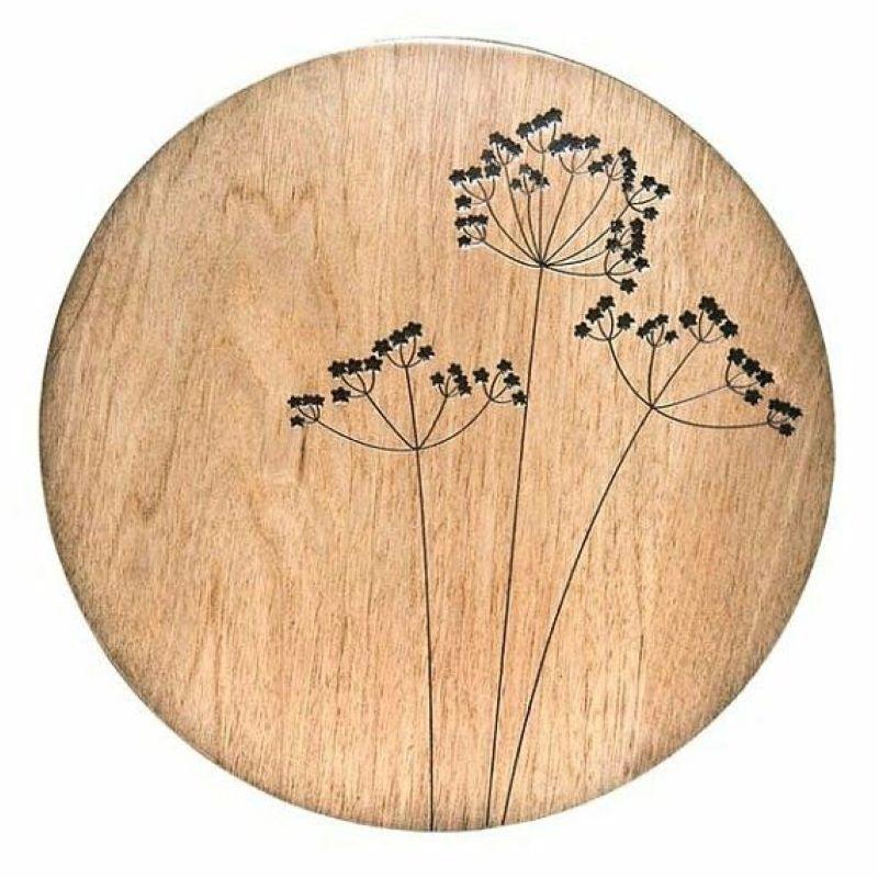 تخته سرو چوبی | کد 725D