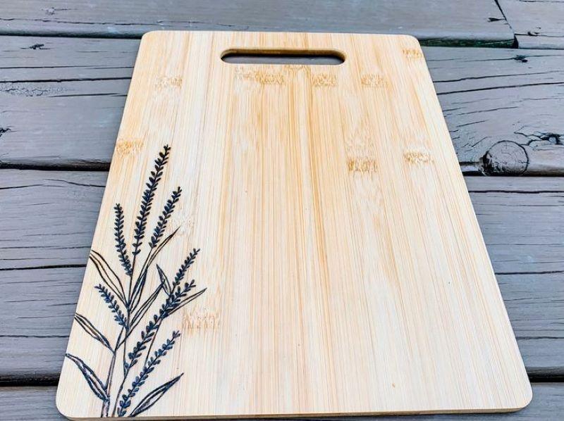 تخته سرو چوبی | کد 710D