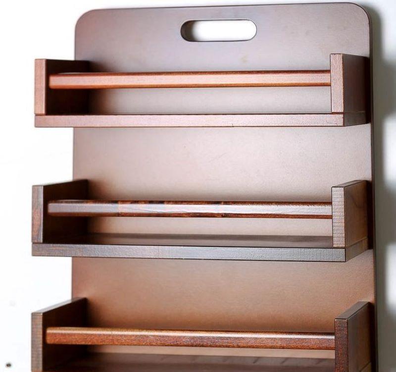 شلف چوبی | کد 265A