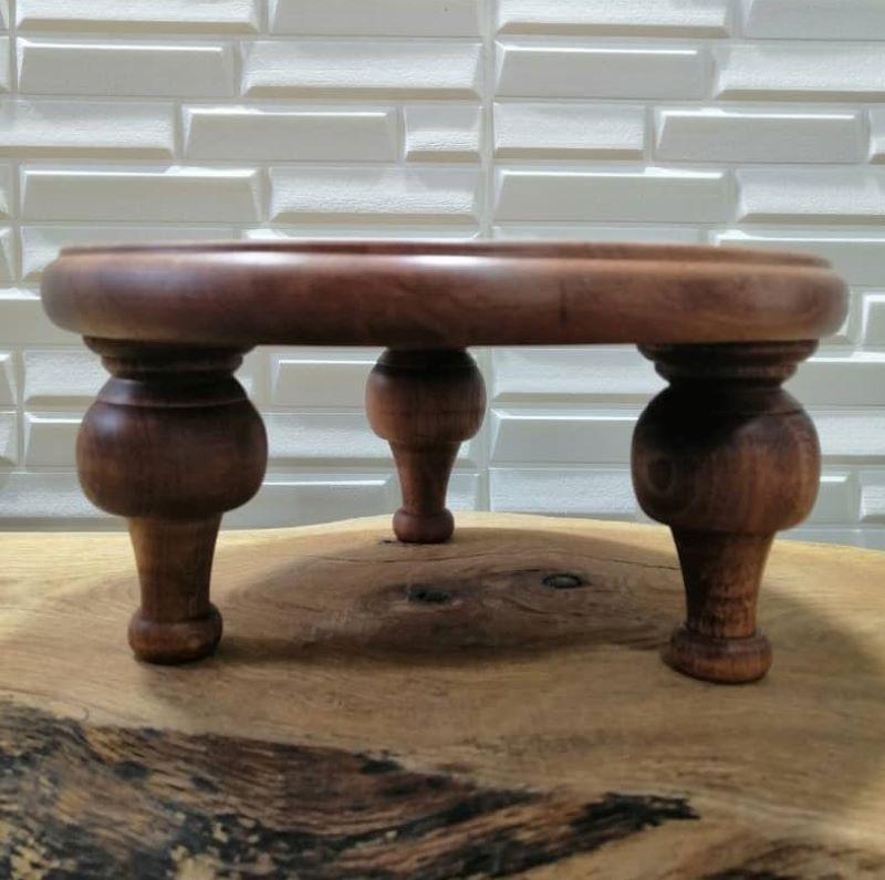 میز سرو چوبی | کد 770D