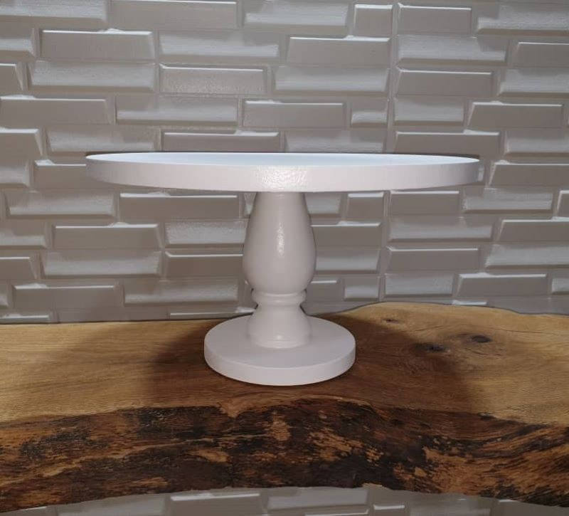 پایه کیک چوبی | کد785D