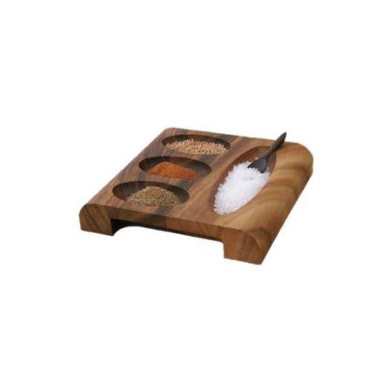 جا ادویه ای چوبی | کد 825D