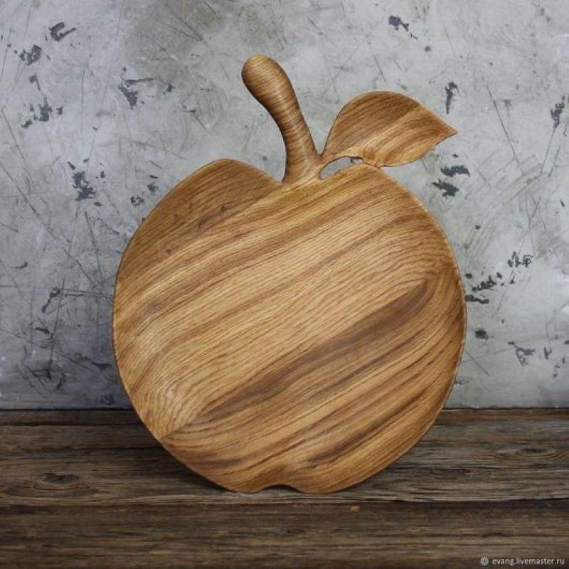 ظرف سرو چوبی | کد 865D