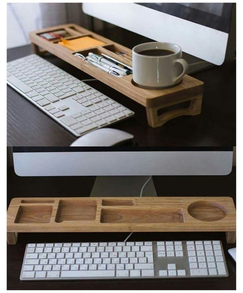 سینی چای خوری چوبی | کد 830D