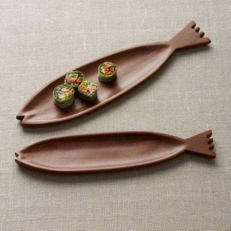 ظرف سرو چوبی | کد 890D