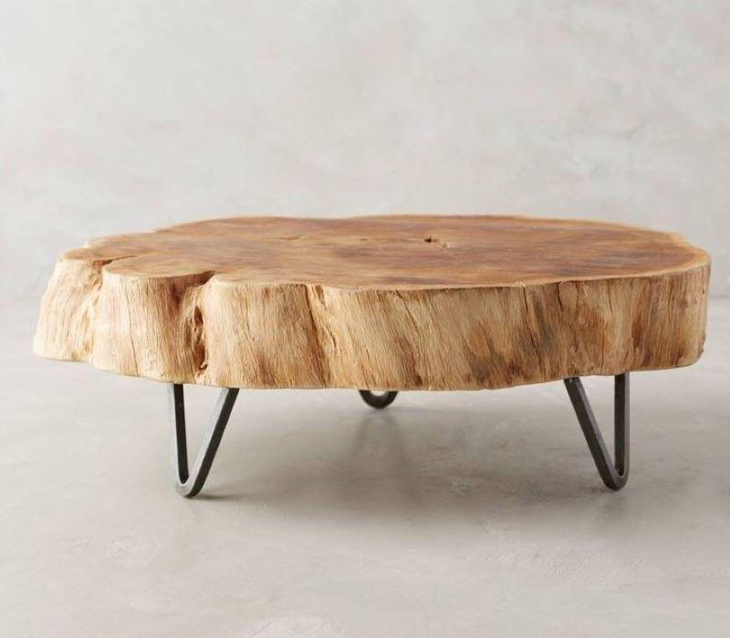 میز سرو چوبی | کد 880D
