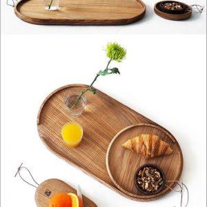 ظروف سرو چوبی هوگر