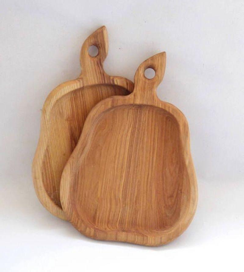 ظرف سرو چوبی | کد 915D