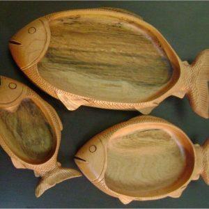ظروف سرو چوبی