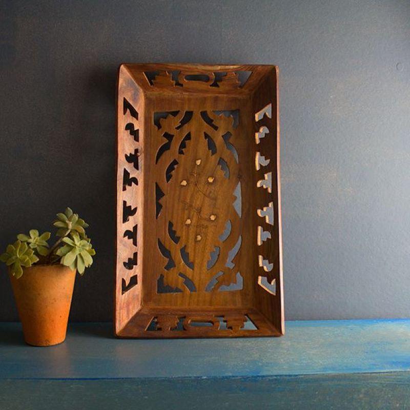 سینی چوبی | کد 910D