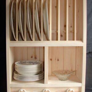 شلف چوبی