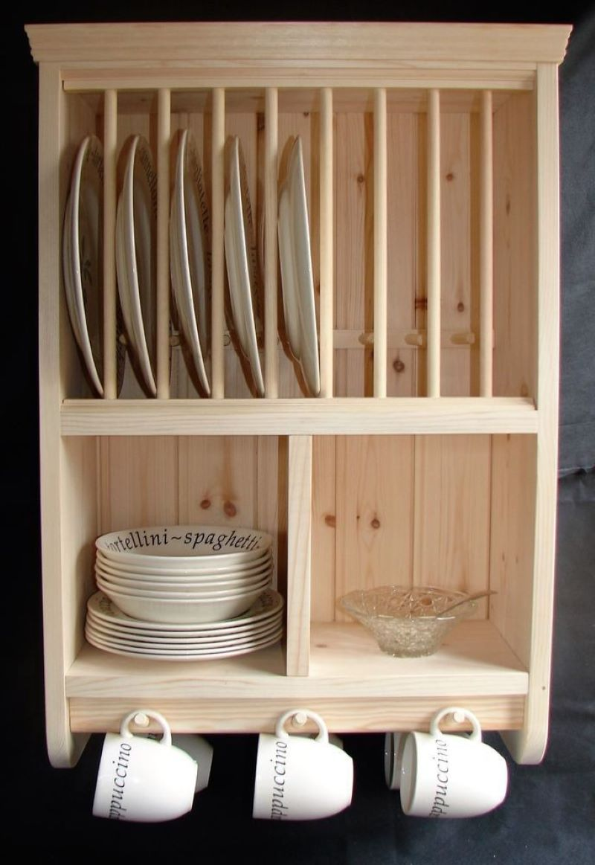 شلف چوبی | کد 275A