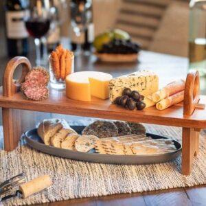 میز سرو چوبی