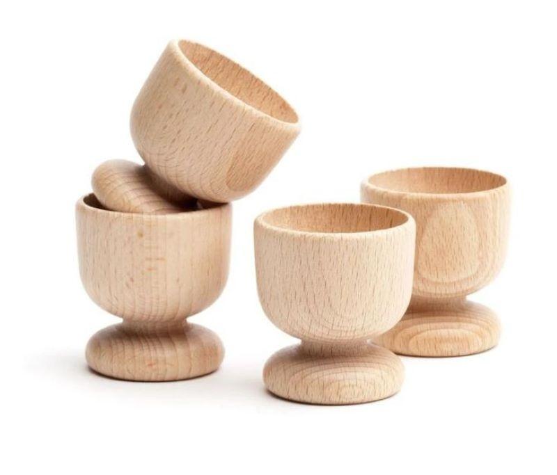 ست کاسه چوبی | کد 1210D