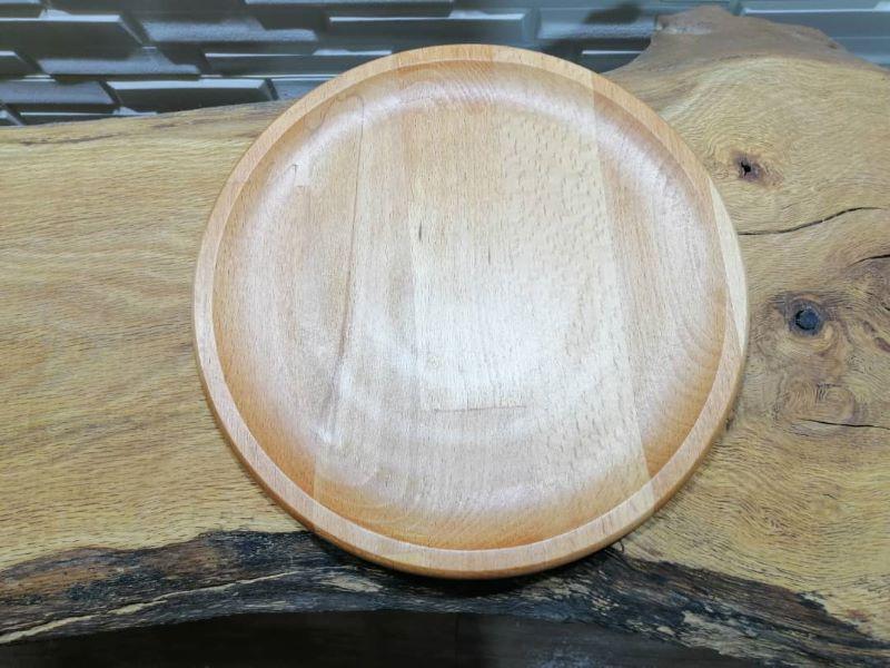 بشقاب چوبی | کد 1155D