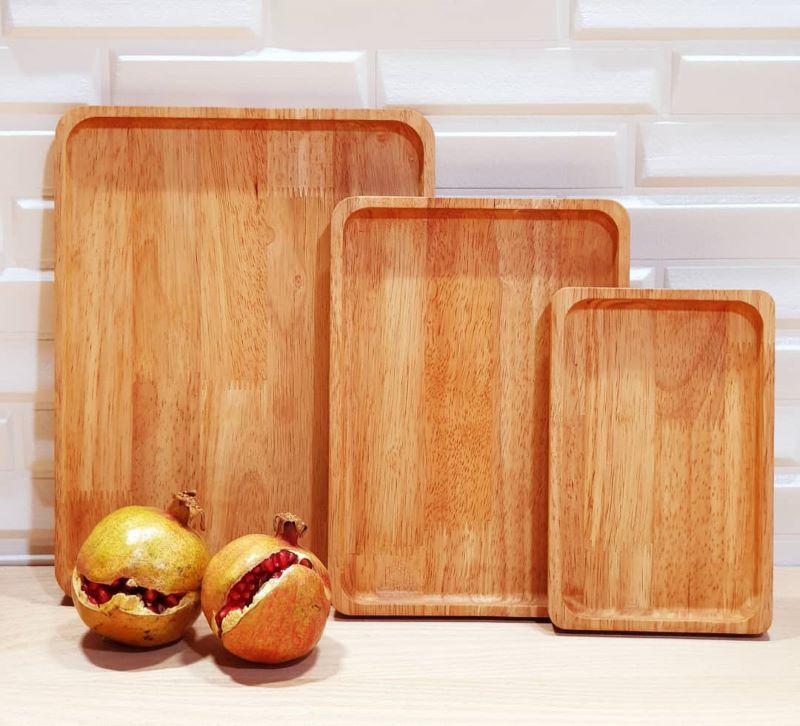 ست سینی چوبی | کد 1175D